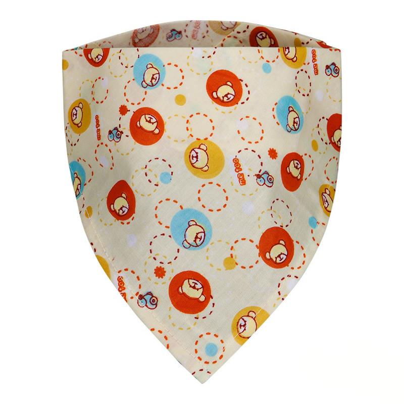 Children scarf 5 in 1, circles